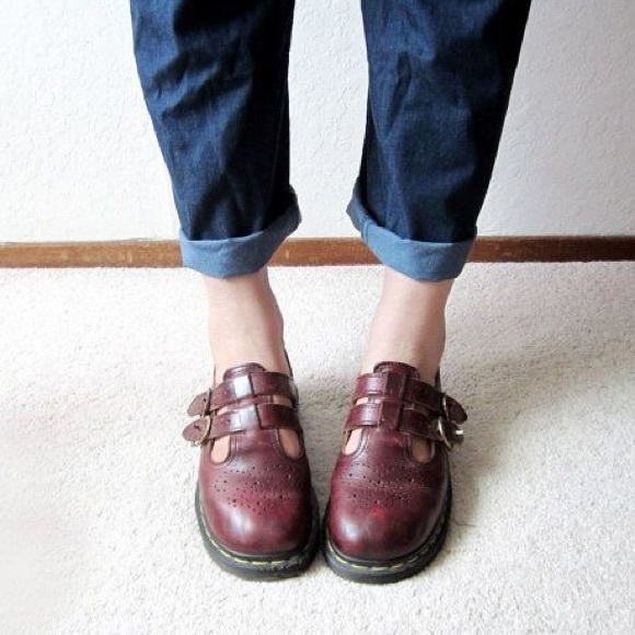 252f88b8e177 Dr. Martens Shoes | Dr Martens 8065 Mary Jane | Poshmark